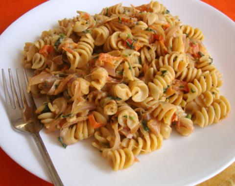 Walnut Pasta
