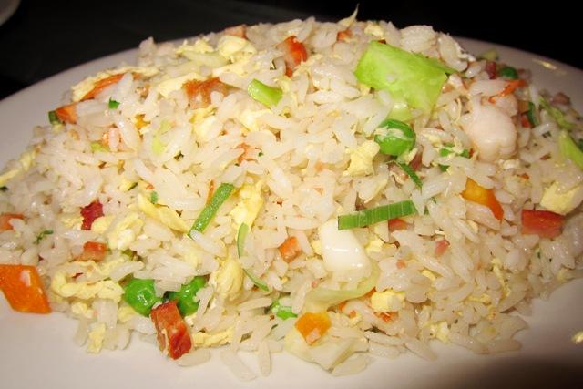 yang chow(fried rice)