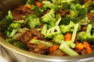 Beef Brocolli