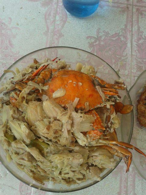 gata crab