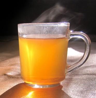 Kahwa Kashmiri green saffron tea
