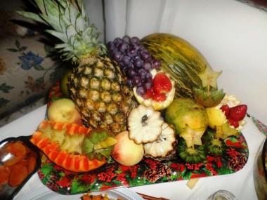 Brazilian Fruit Plate