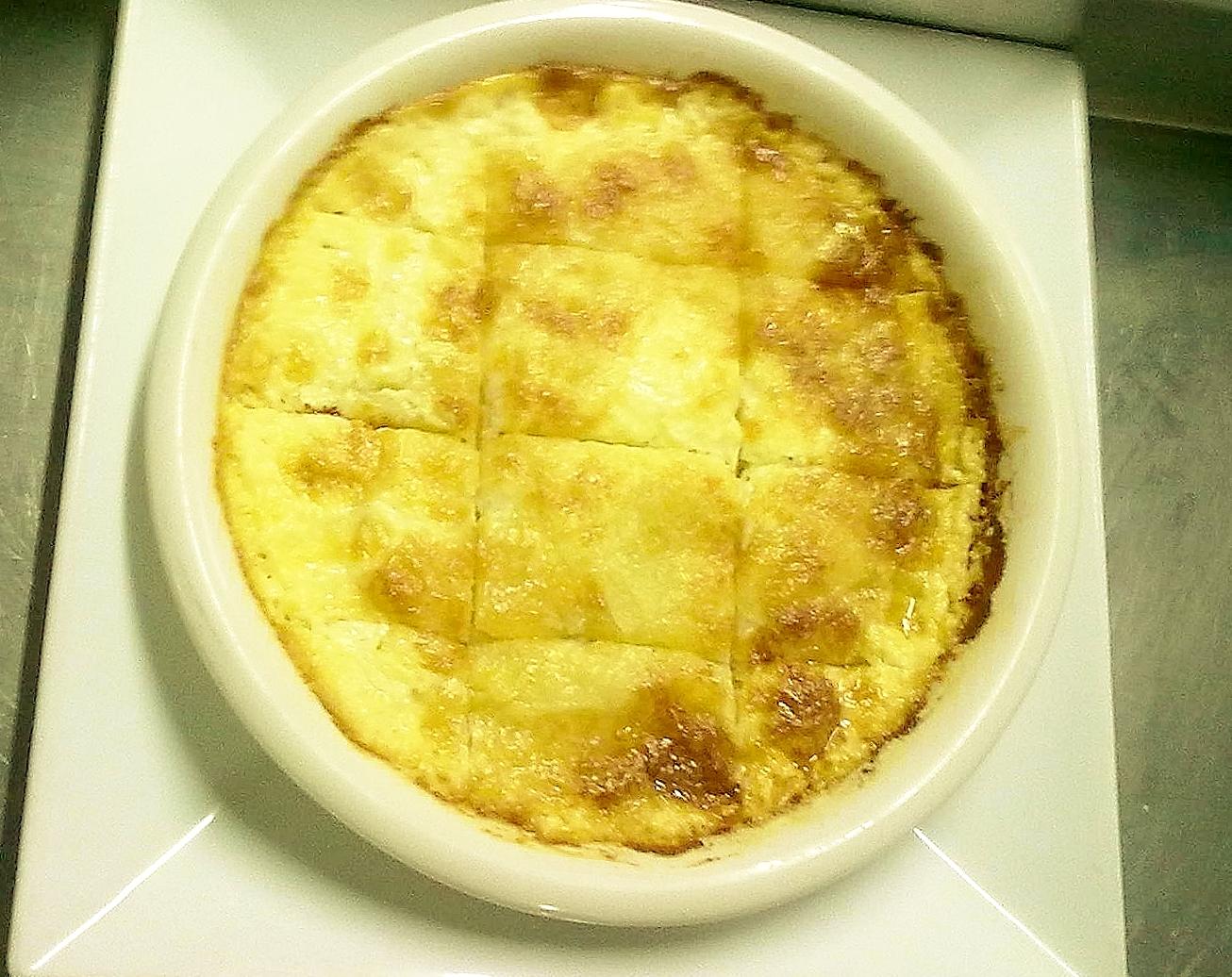 Potato Gratin Cheese