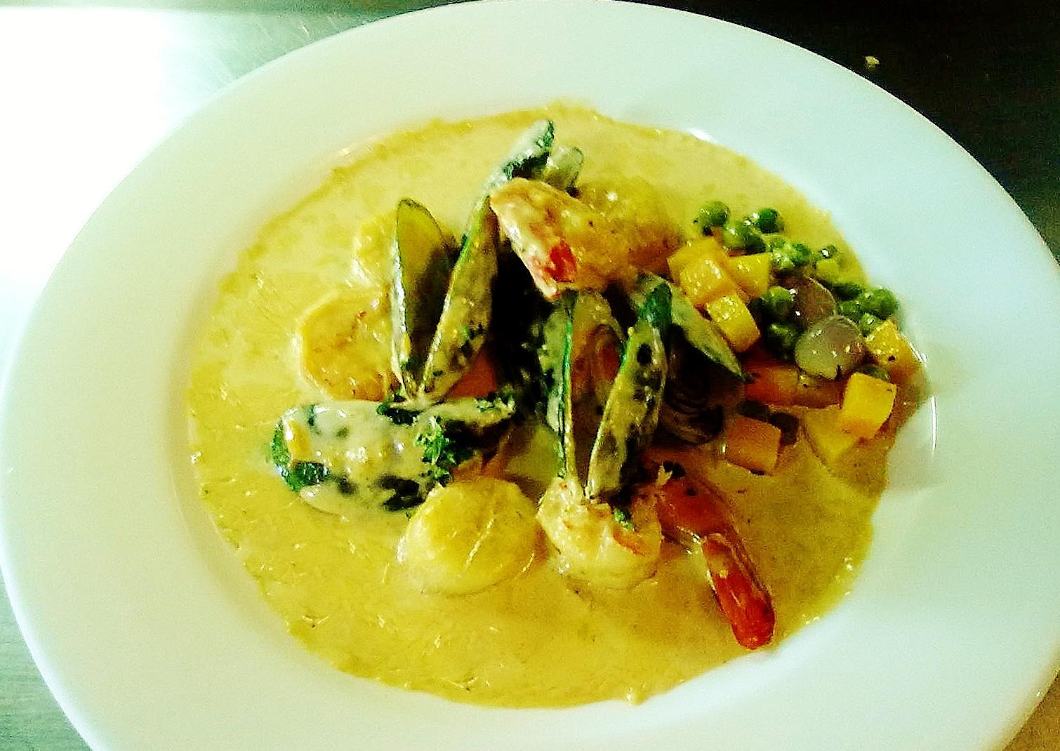 knorr seafood newburg