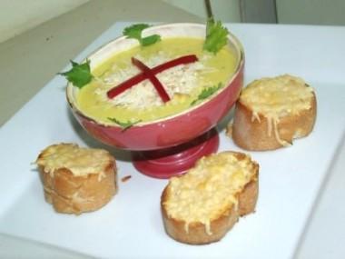 Yellow Pepper Cream