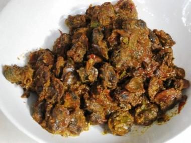 Bengali Beef Vhuna
