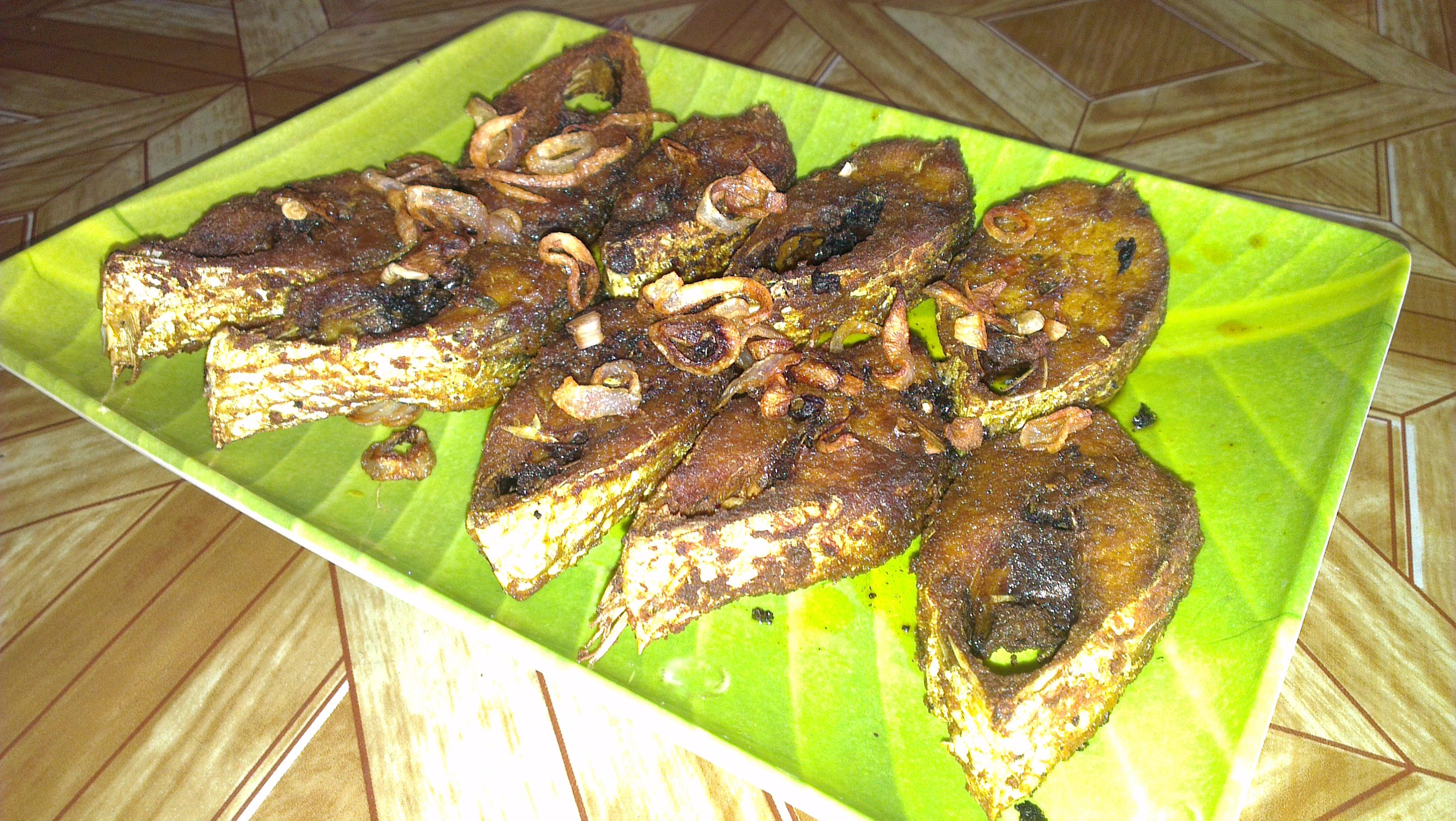Bengali Hilsa Fish Fry