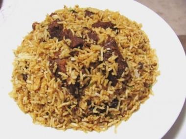 Lamb Rice
