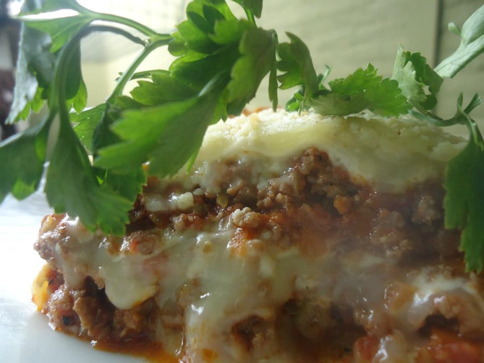 Lasagna bolognesa ff