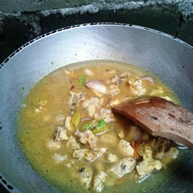 Beef Papaitan