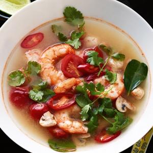 Authentic Thai Style Tom Yum Soup Recipe