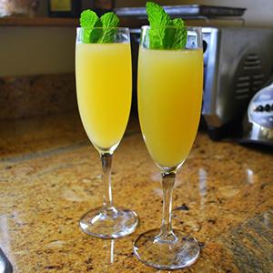 Mimosa - Champagne