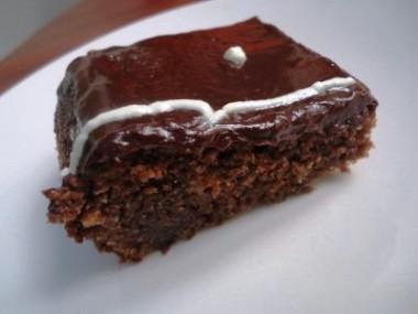 Almond Brownie