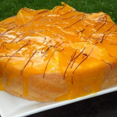 Glaseado de Naranja