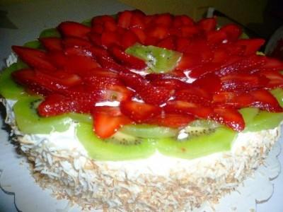 royal cardinal cake
