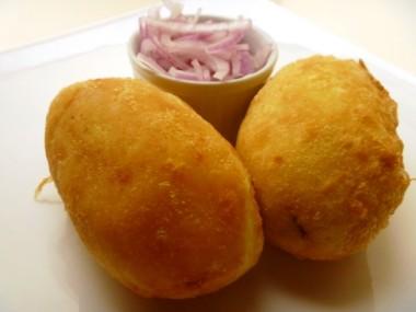 potato stuffed onions