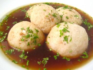 Semolina Dumplings Recipe