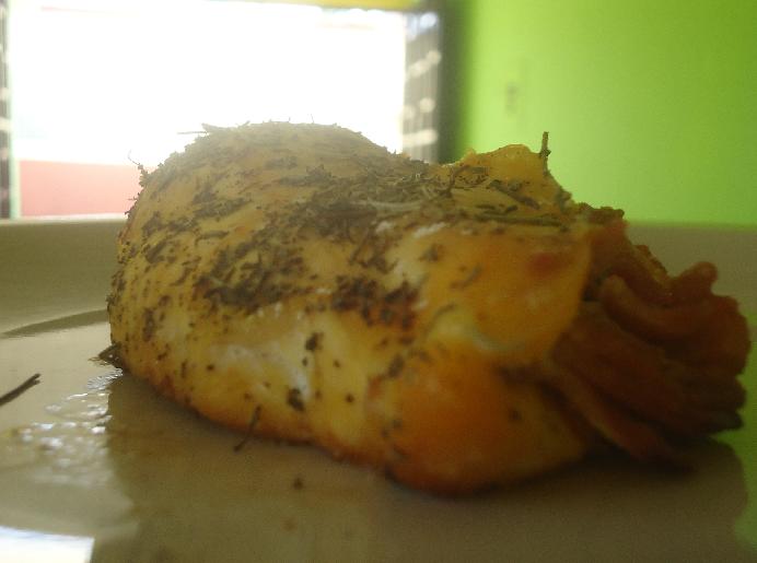 pollo con romero pin